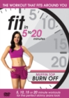 Fit in 5 to 20 Minutes: Muffin Top Burn Off - DVD