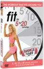 Fit in 5 to 20 Minutes: Dance It Off - DVD