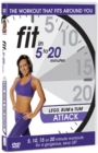 Fit in 5 to 20 Minutes: Legs Bum and Tum Attack - DVD