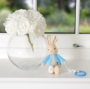 PETER RABBIT ATTACHABLE TOY - Book