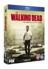 The Walking Dead: The Complete Sixth Season - Blu-ray