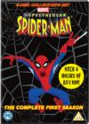 The Spectacular Spider-Man: Volumes 1-4 - Complete First Season - DVD