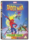 The Spectacular Spider-Man: Volume 3 - DVD