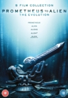 Prometheus to Alien: The Evolution Collection - DVD
