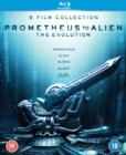Prometheus to Alien: The Evolution Collection - Blu-ray