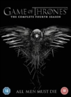 Game of Thrones: The Complete Fourth Season - DVD