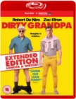 Dirty Grandpa: Extended Edition - Longer and Dirtier - Blu-ray