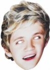 One Direction Niall Horan Party Mask - Merchandise