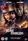 The Lone Ranger - DVD