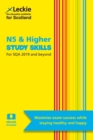 N5 & Higher Study Skills - Book