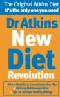 Dr. Atkins' New Diet Revolution : The No-hunger, Luxurious Weight Loss Plan That Really Works! - Book