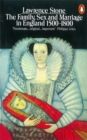 The Family Sex and Marriage in England, 1500-1800 : 1500-1800 - Book