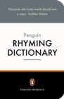 The Penguin Rhyming Dictionary - Book