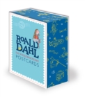 Roald Dahl 100 Phizz-Whizzing Postcards - Book