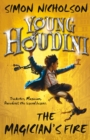 Young Houdini: The Magician's Fire - Book