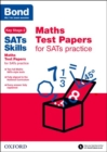 Bond Sats Skills: Maths Test Papers for Sats Practice - Book