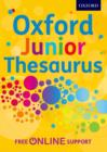 Oxford Junior Thesaurus - Book