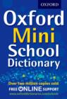 Oxford Mini School Dictionary - Book