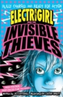Electrigirl and the Invisible Thieves - Book