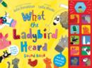 What the Ladybird Heard Sound Book - Book