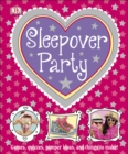 Sleepover Party - Book