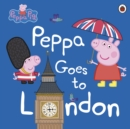Peppa Goes to London - Book
