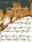 Music and Memory : An Introduction - Book