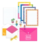 Best of Summer Stationery : A Correspondence Kit - Book