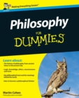 Philosophy For Dummies - Book