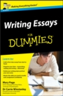 Writing Essays For Dummies - Book
