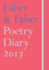 Faber & Faber Poetry Diary 2017 : Coral - Book