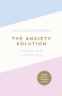 The Anxiety Solution - Book