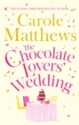 The Chocolate Lovers' Wedding - Book