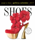 Shoes Page-A-Day Gallery Calendar 2017 - Book