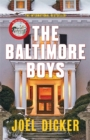 The Baltimore Boys - Book