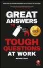 Great Answers to Tough Questions at Work - Book