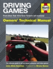 Driving Games Manual : The Ultimate Guide to All Car-based Computer and Video Games - Book