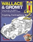 Wallace & Gromit : Cracking Contraptions Manual 2 2 - Book