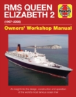 Queen Elizabeth 2 1967-2008 - Book