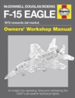 McDonnell Douglas/Boeing F-15 Eagle Manual - Book