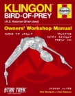 Klingon Bird of Prey Manual : IKS Rotarran (B'rel-class) - Book