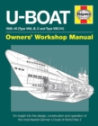 U-Boat Manual - Book