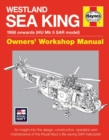 Westland SAR Sea King Manual - Book
