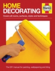 Home Decorating Manual - Book