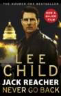 Jack Reacher: Never Go Back - Book