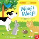 Can You Say It Too? Woof! Woof! - Book