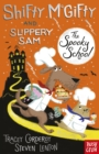 Shifty Mcgifty and Slippery Sam: the Spooky School - Book