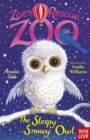 Zoe's Rescue Zoo: the Sleepy Snowy Owl - Book