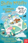 Shifty Mcgifty and Slippery Sam: Up, Up and Away! - Book