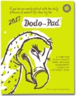 Dodo Pad Loose-Leaf Desk Diary 2017 - Week to View Calendar Year Diary : A Family Diary-Doodle-Memo-Message-Engagement-Organiser-Calendar-Book with Room for Up to 5 People's Appointments/Activities - Book